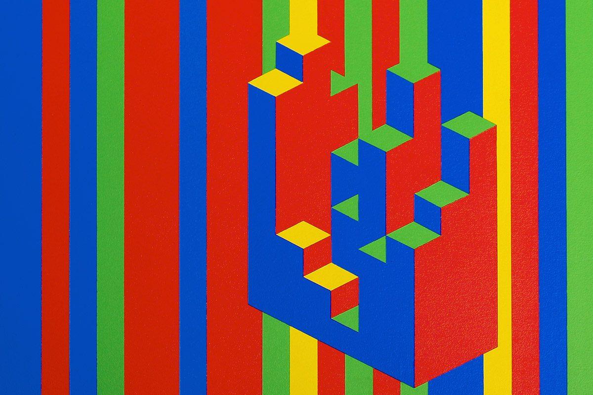 RGB Sudoku Paintings
