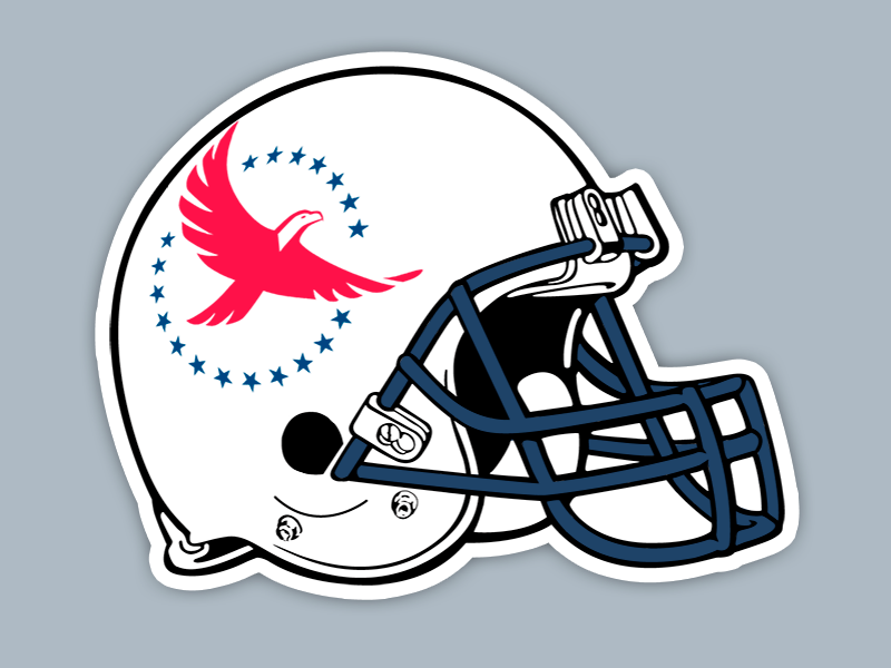 Team Santorum helmet design