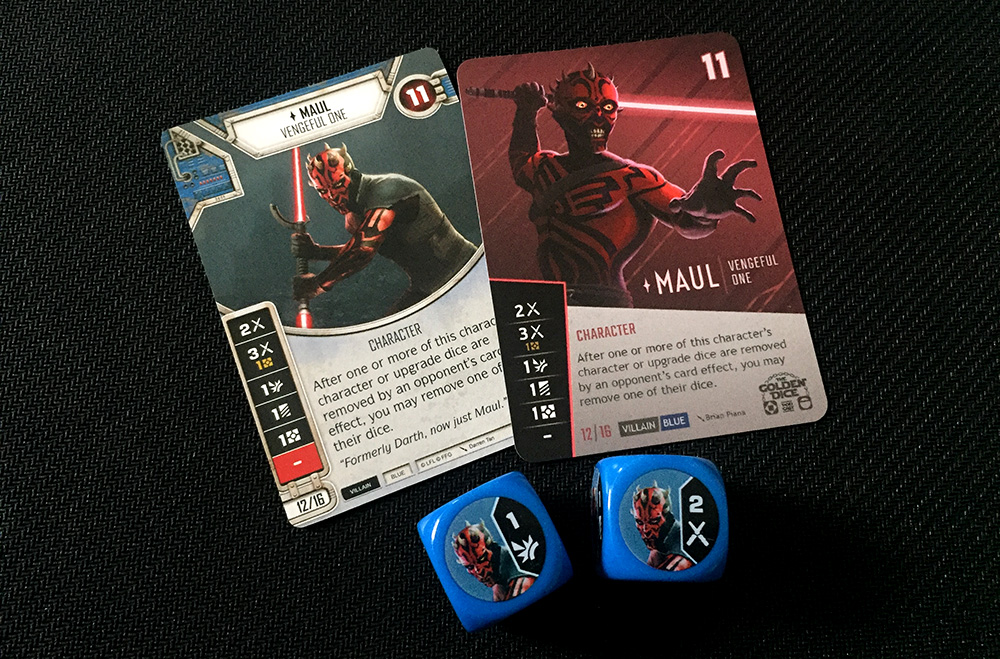Maul alt-art comparison