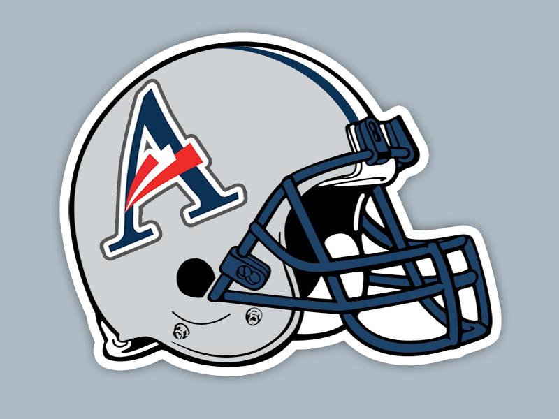 Team Paul helmet design