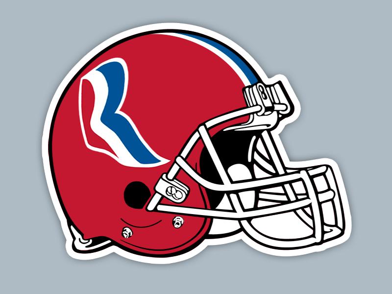 Team Romney helmet design