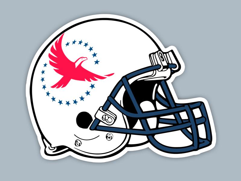 Team Santorum helmet design